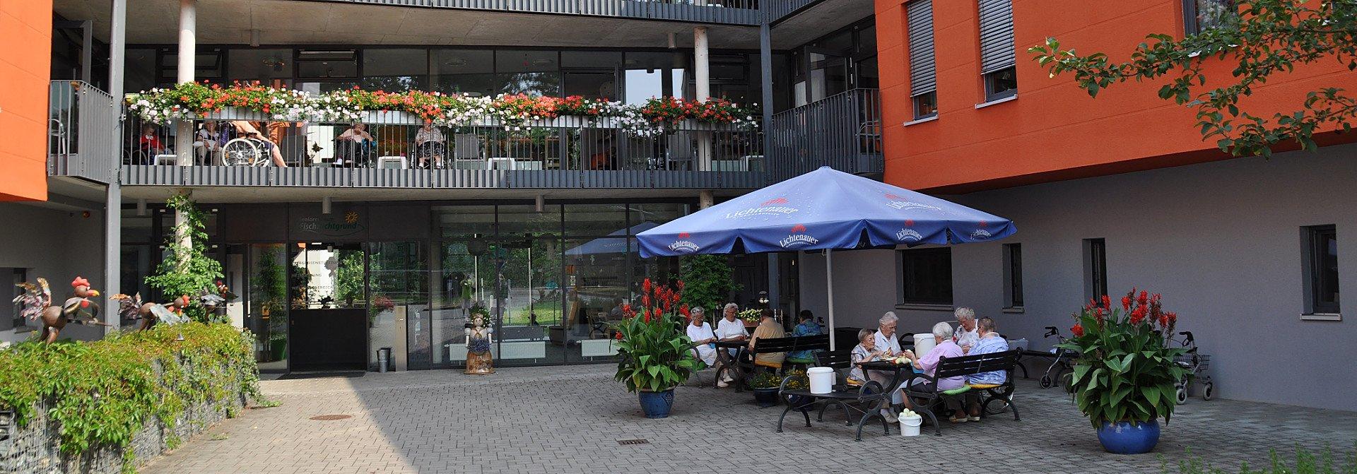 Seniorenheim Fischzuchtgrund Chemnitz Einsiedel